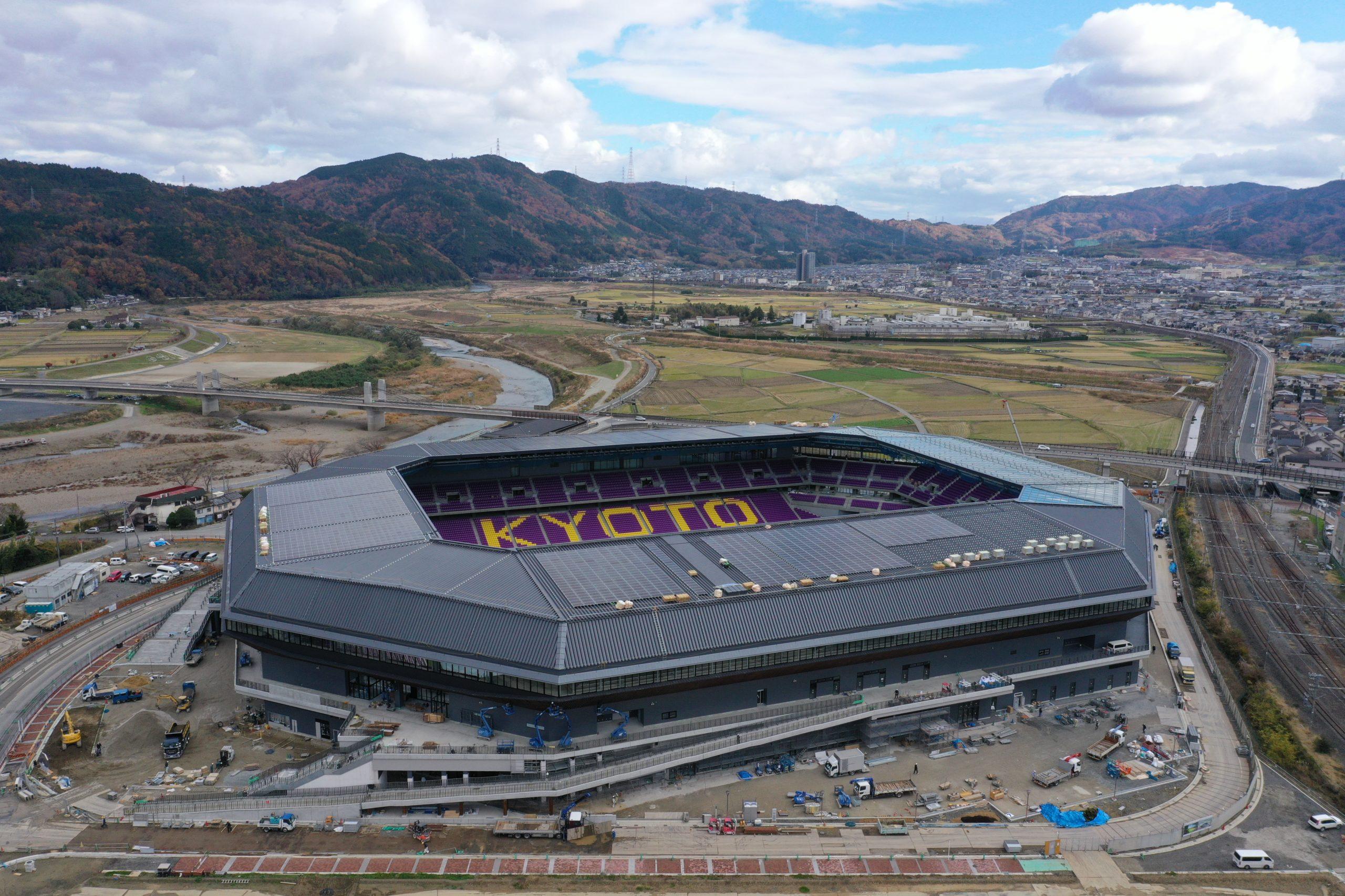 京都 スタジアム 亀岡